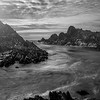 Tarkine Coast Black & White 2