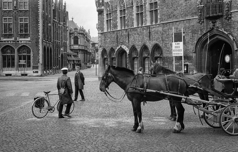 Bruges, Belgium. 1978