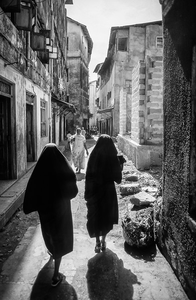 Stone Town, Zanzibar, Tanzania. 1989