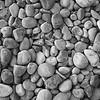 Smooth beach  pebbles.  Otter Cliffs Acadia N.P. Me