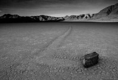 The Race Track Death Valley National Park, California