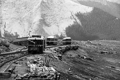 Cog Railroad - Pike's Peak