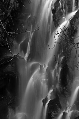 Grotto of Black Hole of Calcutta Falls