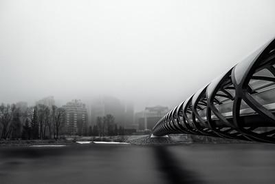 Descending Into The Mist