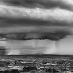 Cloudburst Panorama