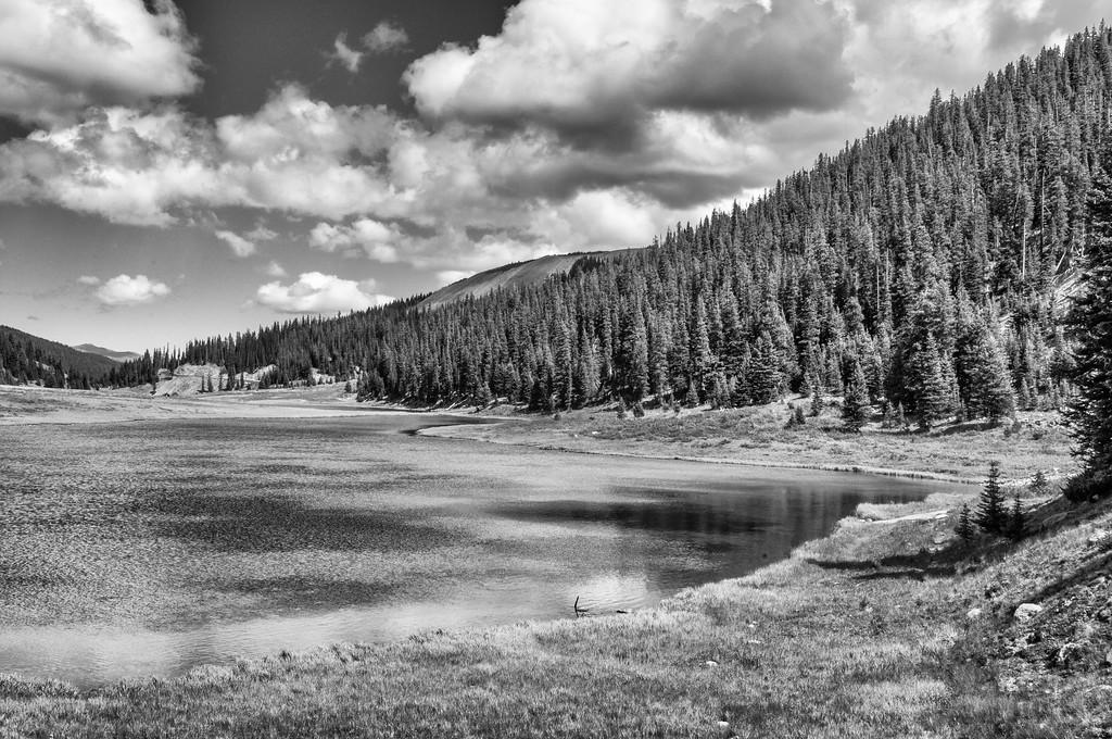 Colorado Mountain Lake