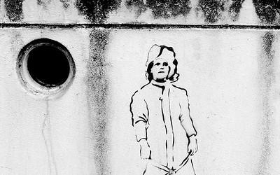 B&W#03 PR Wall Art