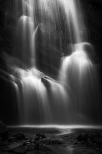 Untitled (Minnesota Waterfall)