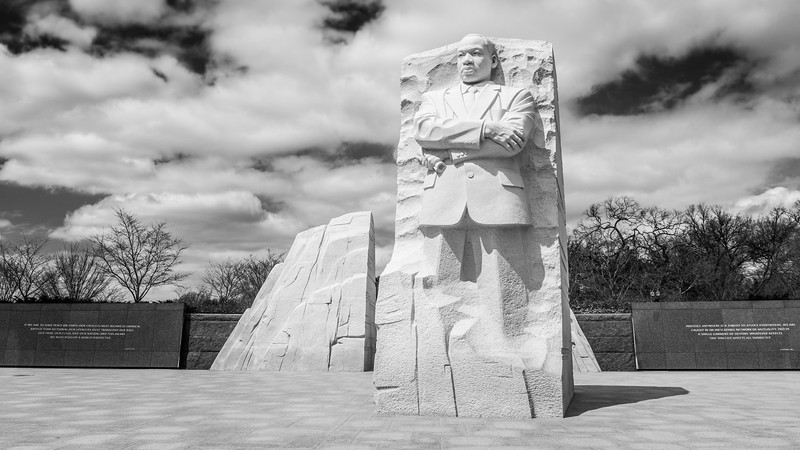 Martin Luther King Memorial, Washington D.C.