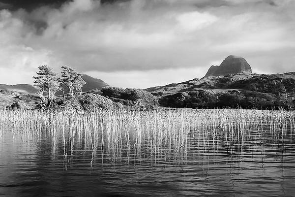 Suiliven North West Scotland.