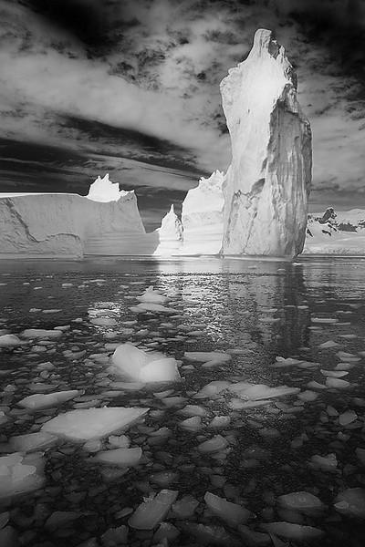 Iceberg Antarctic. John Chapman.