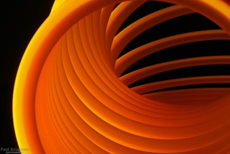 Black Light Slinky