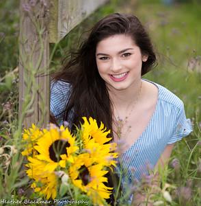 Brynne Sunflowers