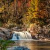 Upper Creek Falls<br /> Jonas Ridge, North Carolina