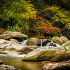 Mountain Stream<br /> Lake Lure, North Carolina