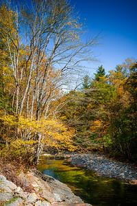 Colorful Mountain Stream