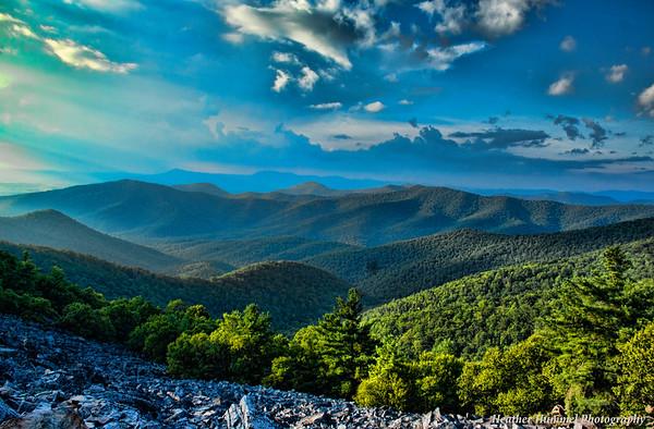 Gallery: Blue Ridge Mountains