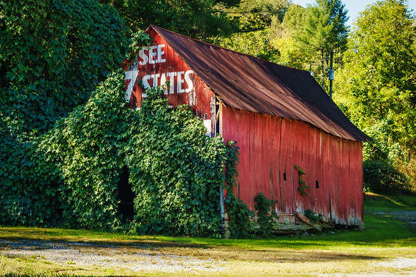 See 7 States Red Barn