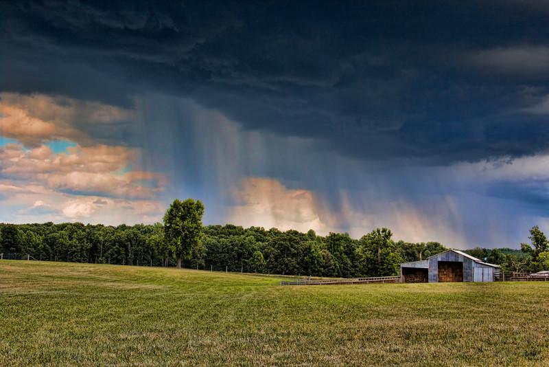 Storm Watch in Fluvanna County