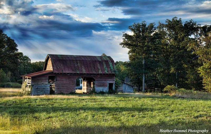 Sunrise Barn, Earlysville, VA