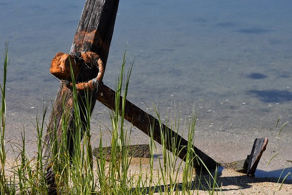 Anchor In The River