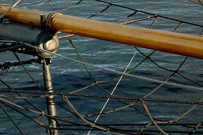 Tall Ship Lynx  Bow Sprit