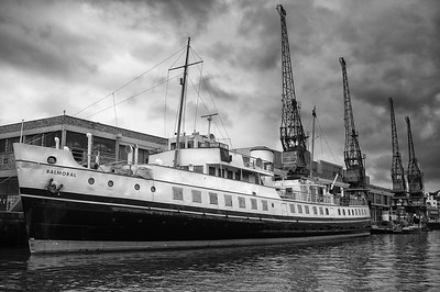 Balmoral at Princes Wharf