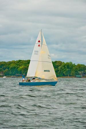 Minnesota Sailboats 086 | Wall Art Resource