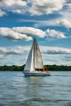Minnesota Sailboats 003 | Wall Art Resource