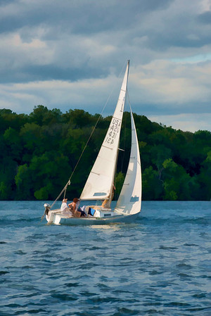Minnesota Sailboats 001 | Wall Art Resource