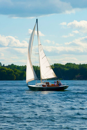 Minnesota Sailboats 002 | Wall Art Resource