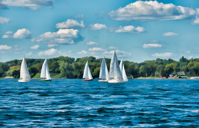 Minnesota Sailboats 024 | Wall Art Resource
