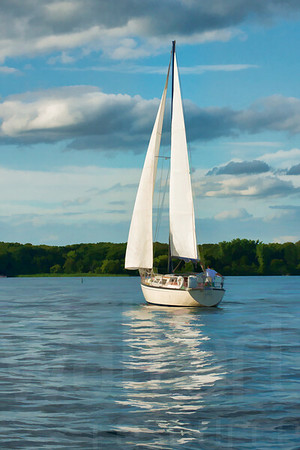 Minnesota Sailboats 007 | Wall Art Resource