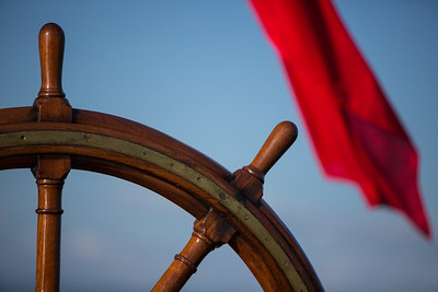Wheel and Ensign