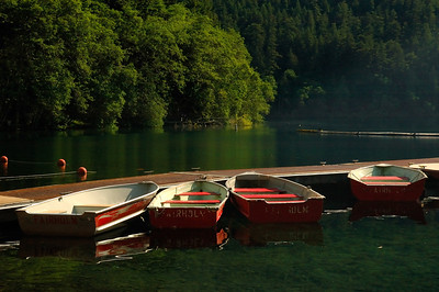 Rental Boats on Crescent Lake, WA