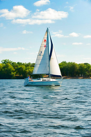 Minnesota Sailboats 013 | Wall Art Resource