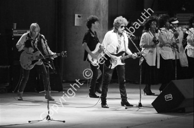 01-Bob Dylan and Tom Petty-Great Woods-7-9-86