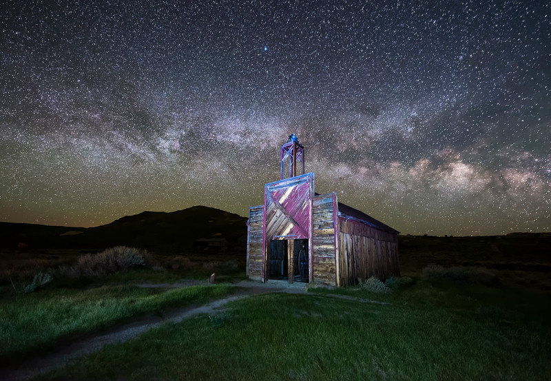 Bodie Fire House