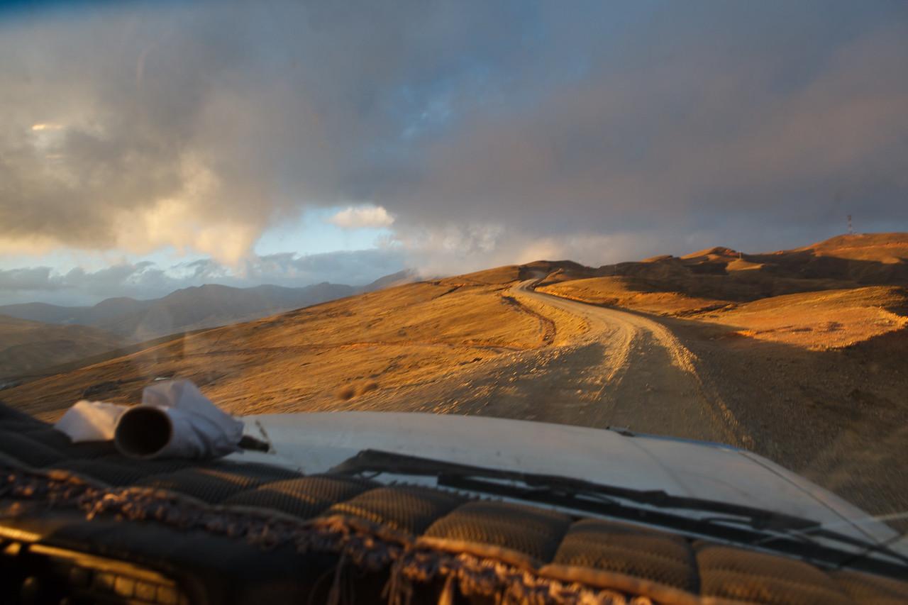 Altiplano Sunset, Bolivia