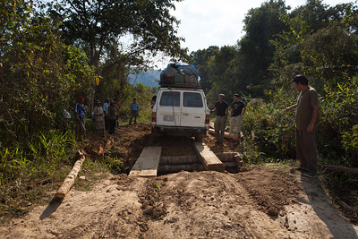 On Route to Madidi, Bolivia
