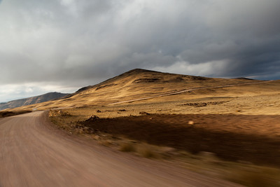 Altiplano at Warp Speed, Bolivia
