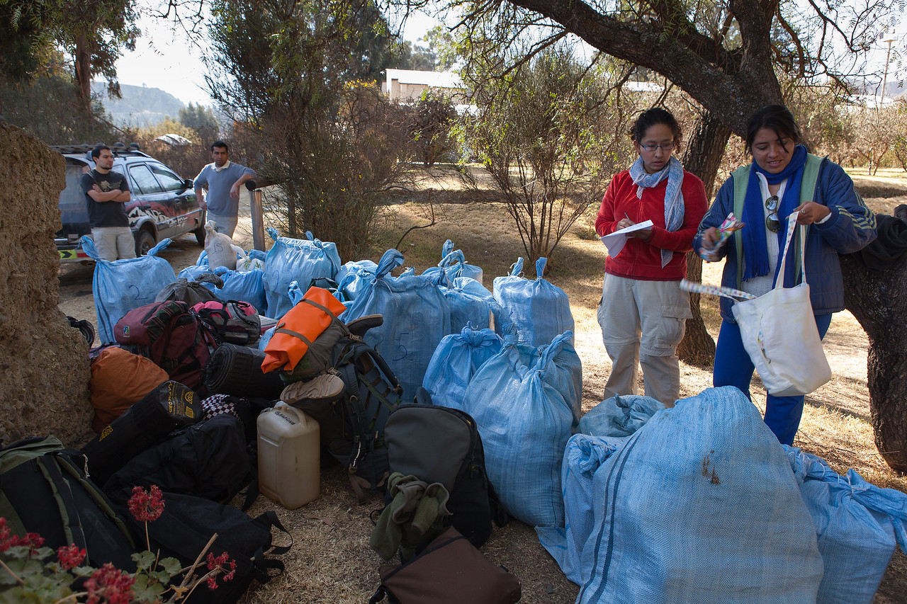Madidi Expedition Supplies, La Paz, Bolivia
