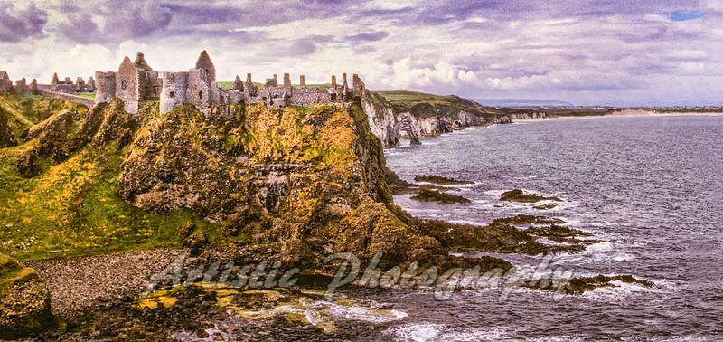 Dunlucee Castle