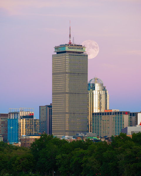 Harvest Moon, Prudential