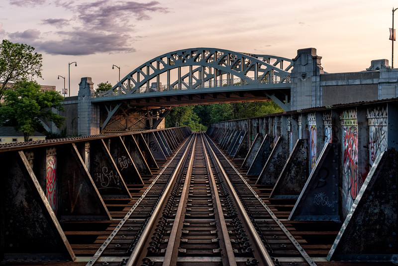 BU Bridge Trestle