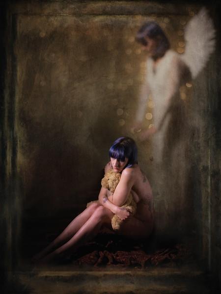 Barbie's Angel