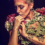 Woodland Fae - BarbaraF @barbfleuretmodel<br /> Agency:  Maevee Modelz @igmaeveemodelz