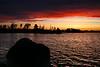 Gabbro Lake Sunrise