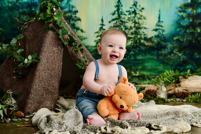 Kids Photography 6 Month Boys