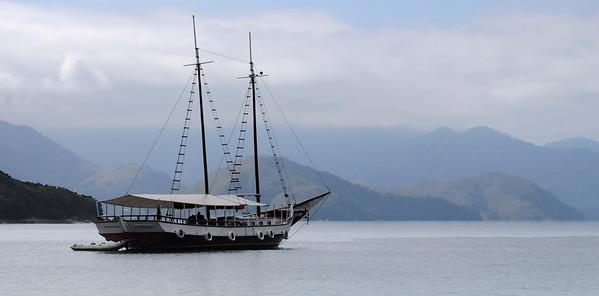 Ilha Grande near Angra